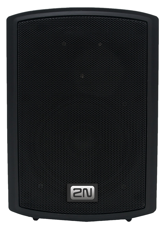 914421b sip speaker wall mounted black photo front hq