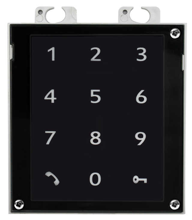 9155047 ip verso touch keypad photo front hq