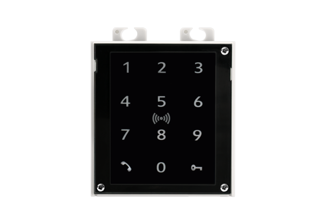 9155081 9155083 ip verso touch keypad rfid reader photo front hq