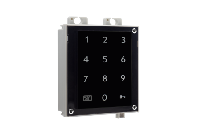 916032 access unit 2.0 touch keypad photo front right hq